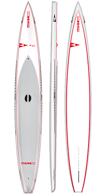 "Доска SUP жесткая SIC 2015 X PRO LITE 14'0"" flat water race 