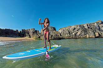 Весло BIC Sport SUP Paddle PERFORMER CF