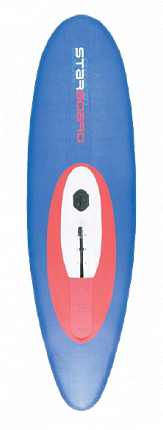 "Доска SUP надувная STARBOARD WINDSURFING WHOPPER 10'0""X 35""X 6"" SCHOOL EDITION"