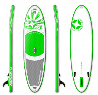 Доска SUP надувная UNIFIBER 18 ALLROUND ENERGY ISUP 10'7