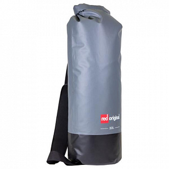 Гермомешок RED ORIGINAL ROLL TOP DRY BAG 30ltr CHARCOAL GREY