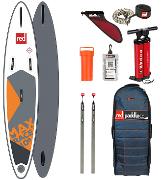"Доска SUP надувная RED PADDLE 2018/2019 10'6""x26"" MAX RACE RSS"