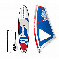 Комплект STARBOARD WATERMAN PACKAGE SUP WINDSURFING INFLATABLE WITH BLEND 11'2""