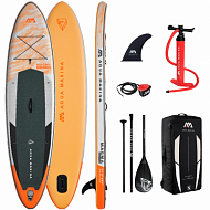 "Доска SUP надувная Aqua Marina 11'2"" All-Around Advanced MAGMA 2021"