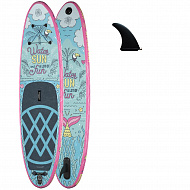 Доска SUP надувная Anomy The Way of Mr. Wonderful 10'6