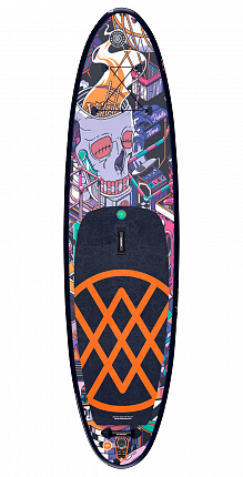 Доска SUP надувная Anomy the way of Paiheme 10'6'' 2021 вид 2