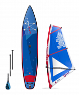 "Комплект STARBOARD WATERMAN PACKAGE SUP WINDSURFING INFLATABLE WITH TOURING 12'6"" 2021"