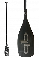 Весло Quickblade Trifecta 96 full carbon oval shaft цельное
