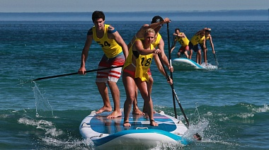 ISA World StandUp Paddle and Paddleboard Championship 2016