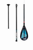 Весло SUP разборное RED PADDLE 2021 CARBON 100% NYLON (3 piece) AntiTwist