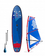 "Комплект STARBOARD WATERMAN PACKAGE SUP WINDSURFING INFLATABLE WITH IGO 11'2""+ 2021"