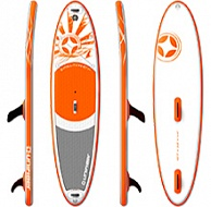 ДОСКА SUP UNIFIBER 18 ALLROUND EVOLUTION IWINDSUP 10'7""