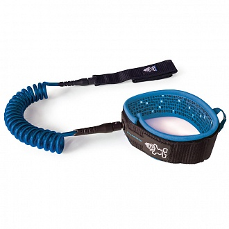 ЛИШ STARBOARD ANKLE CUFF COIL RACE LEASH