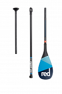 Весло SUP разборное RED PADDLE 2019 100% CARBON (3 piece) AntiTwist