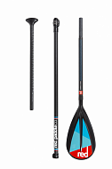 Весло SUP разборное RED PADDLE 2021 CARBON 50% NYLON (3 piece) AntiTwist