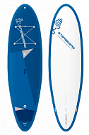 "Доска SUP жесткая STARBOARD SUP WINDSURFING 10'0"" WHOPPER ASAP 2021"