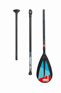 Весло SUP разборное RED PADDLE 2021 MIDI CARBON 50% NYLON (3 piece) AntiTwist