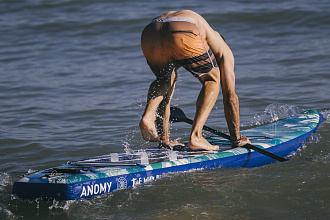 Доска SUP надувная Anomy the way of Lara Costafreda 12'6