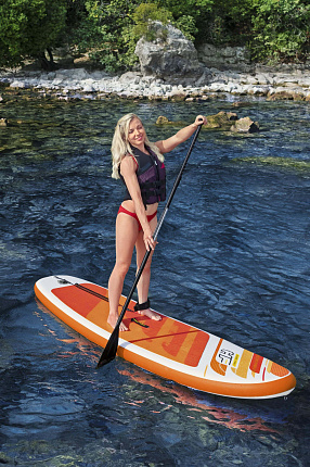 Доска SUP надувная HYDRO FORCE Aqua Journey 9' 2021 вид 1