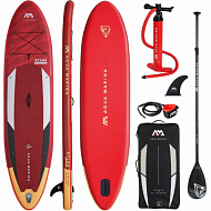 "Доска SUP надувная Aqua Marina 12'0"" All-Around Advanced ATLAS 2021"