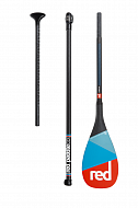 Весло SUP разборное RED PADDLE 2019 CARBON 50% CARBON (3 piece) AntiTwist