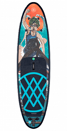 Доска SUP надувная Anomy the way of Desegin 10'6'' 2021 вид 2