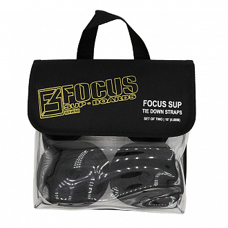 Утяжки FOCUS SUP TIE DOWN STRAPS 16' (4,88м) комплект 2 шт