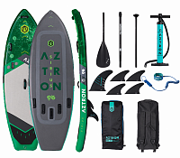 Доска SUP надувная AZTRON SIRIUS White Water/SURF 9'6""